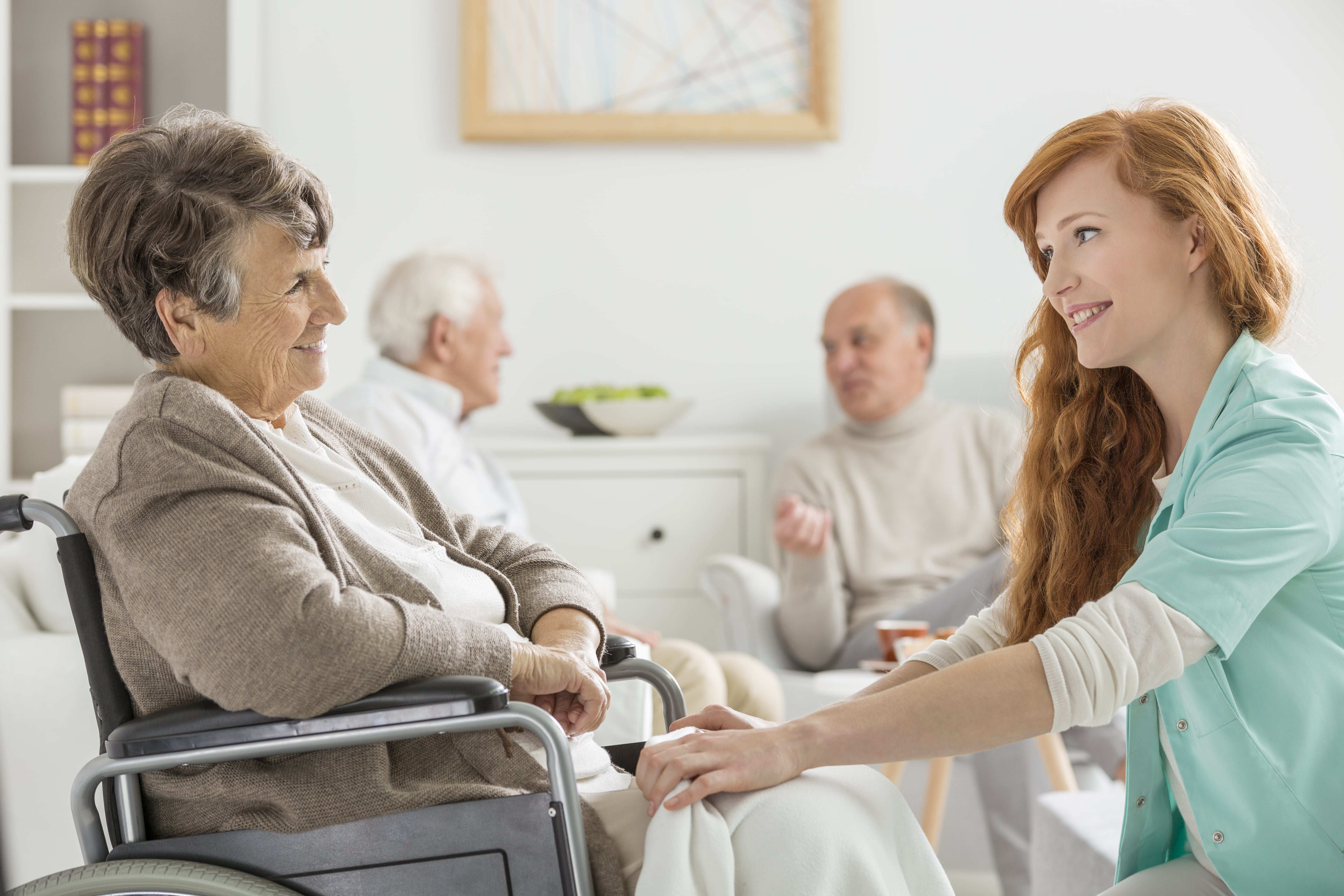 The Difference Between Home Health Care and Non-Medical Home Care Services